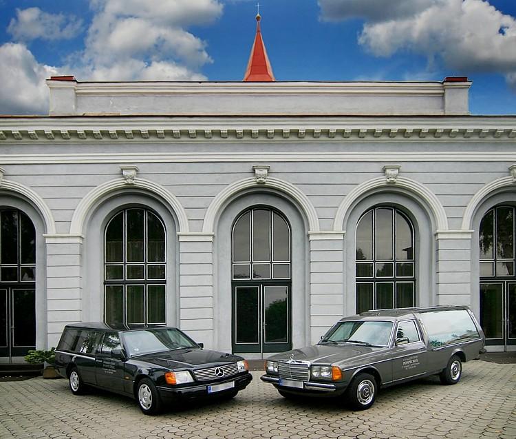 Pohřebnictví, pohřby Znojmo, Moravský Krumlov