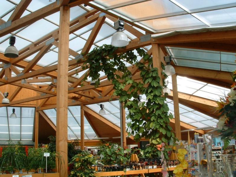 Winter gardens, greenhouses, anti-rain and shading pergolas Zlin, the Czech Republic