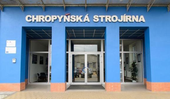 Chropyňská strojírna a.s.