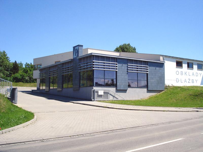 Fassaden- und Innenraumfarben, Großhandel Brünn, die Tschechische Republik