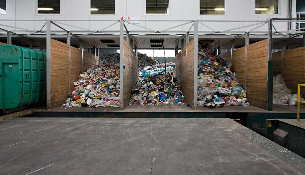 Třídění odpadu Praha