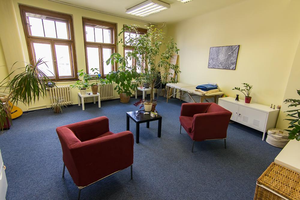 Pronájem kanceláří v  památkově chráněném domě na Praze 1