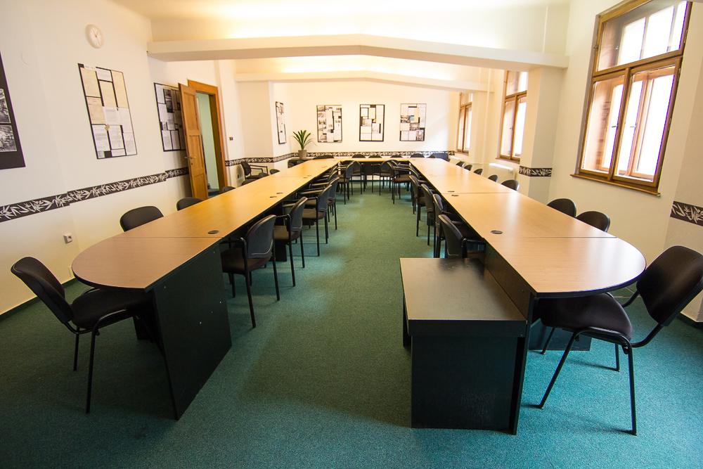 Palác YMCA, s.r.o. Kancelářské prostory pronájem Praha