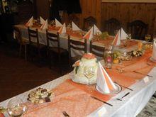 Svatby Třebíč, svatební hostina