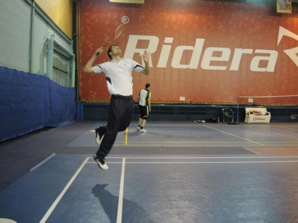Badminton Ostrava, kvalitní badmintonové kurty, trenér