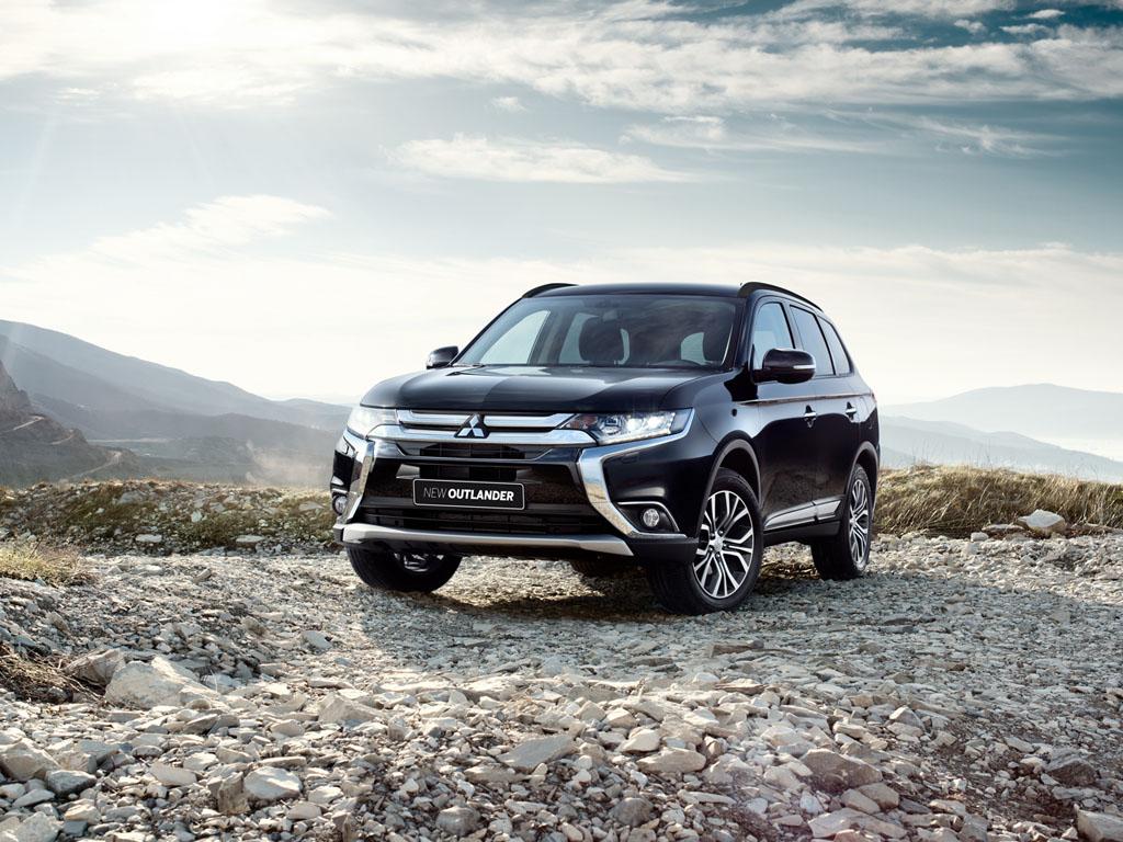 Mitsubishi Outlander - velké auto za málo peněz