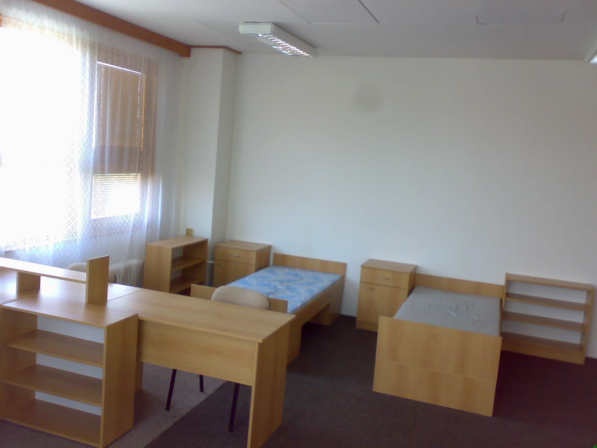 Bydlení, pronájem pro studenty, studentské pokoje Olomouc