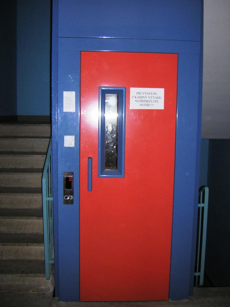 Výtahy Brno - montáž, revize, opravy