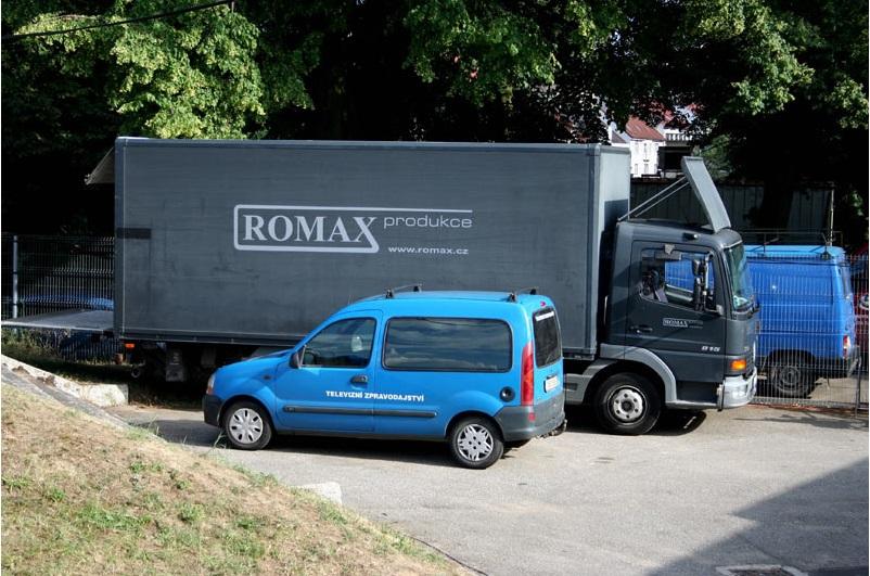 ROMAX produkce ozvučovací technika Praha