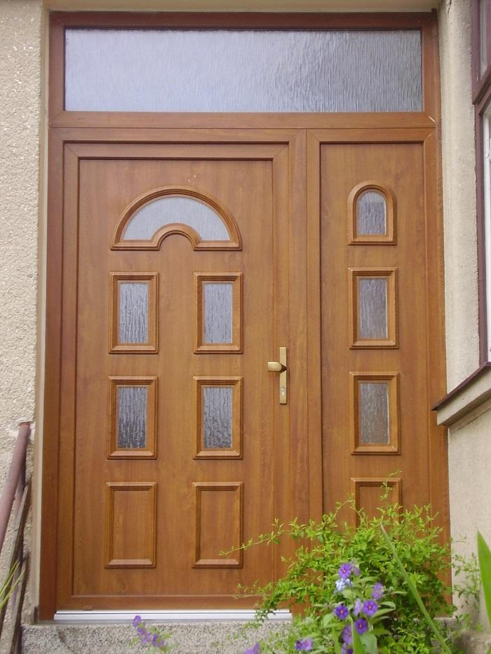 plastové a dřevěné dveře Ivančice