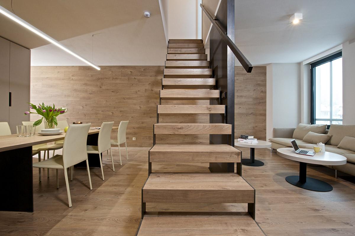 Laminátové a plovoucí podlahy, pokládka podlah