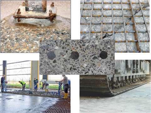 Výroba průmyslové podlahy Zlín