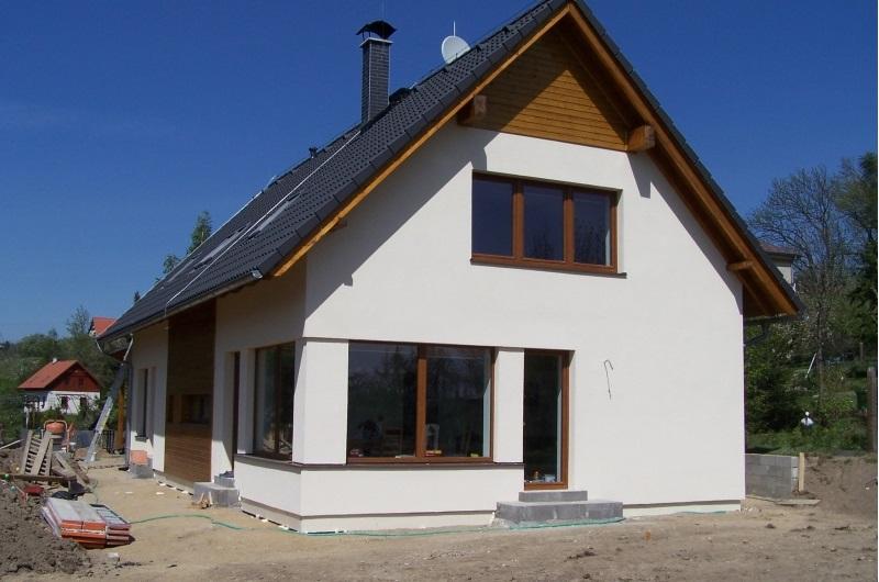 Rekonstrukce bytů a domů v Praze