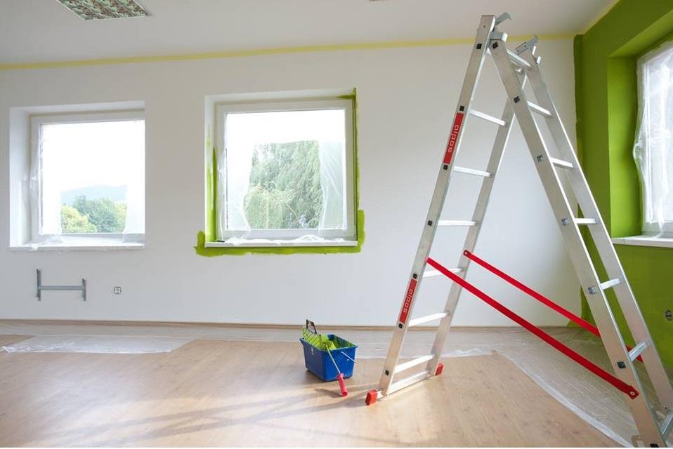 Malování bytu Praha