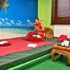 léčebně relaxační masáž Shirodhara lázně Lednice