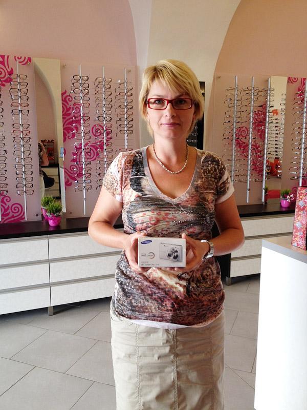 Prodej dioptrických brýlí a kontaktních čoček, oční optika Mikulov
