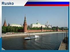 Turistická víza do Ruska i dalších zemí vyřídíme za vás