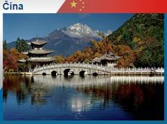 Turistická víza do Číny