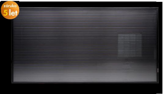 Teplovzdušné kolektory s termostatem - SolarVenti na míru
