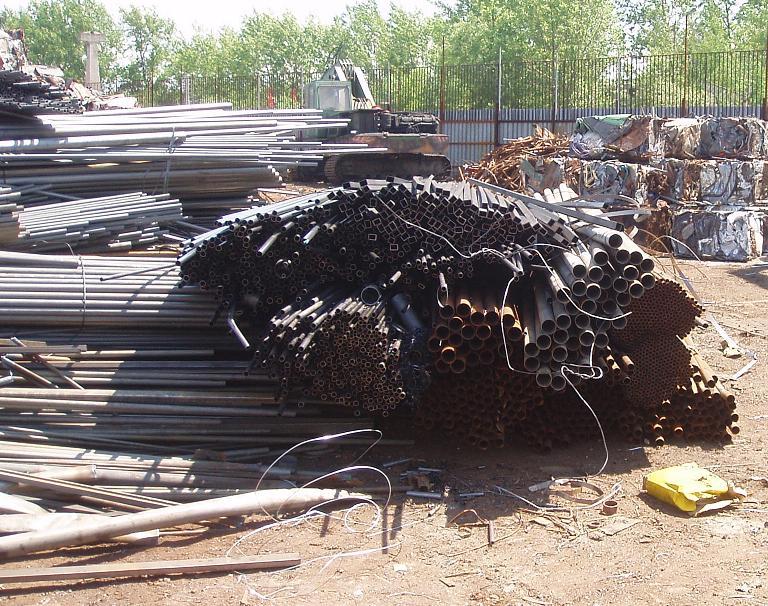 Výkup kovového odpadu Ostrava