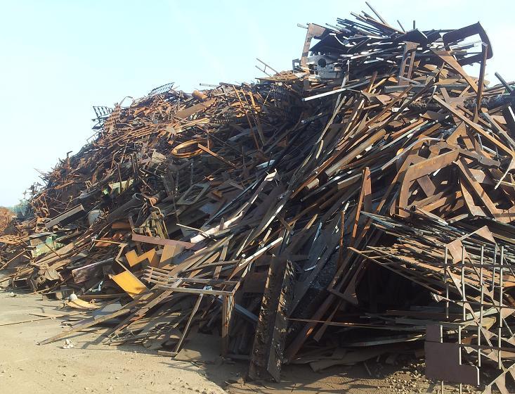 Výkup litinového odpadu Ostrava