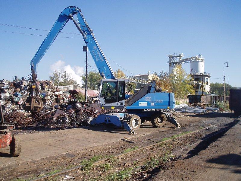 Výkup odpadu s naložením a dopravou Ostrava