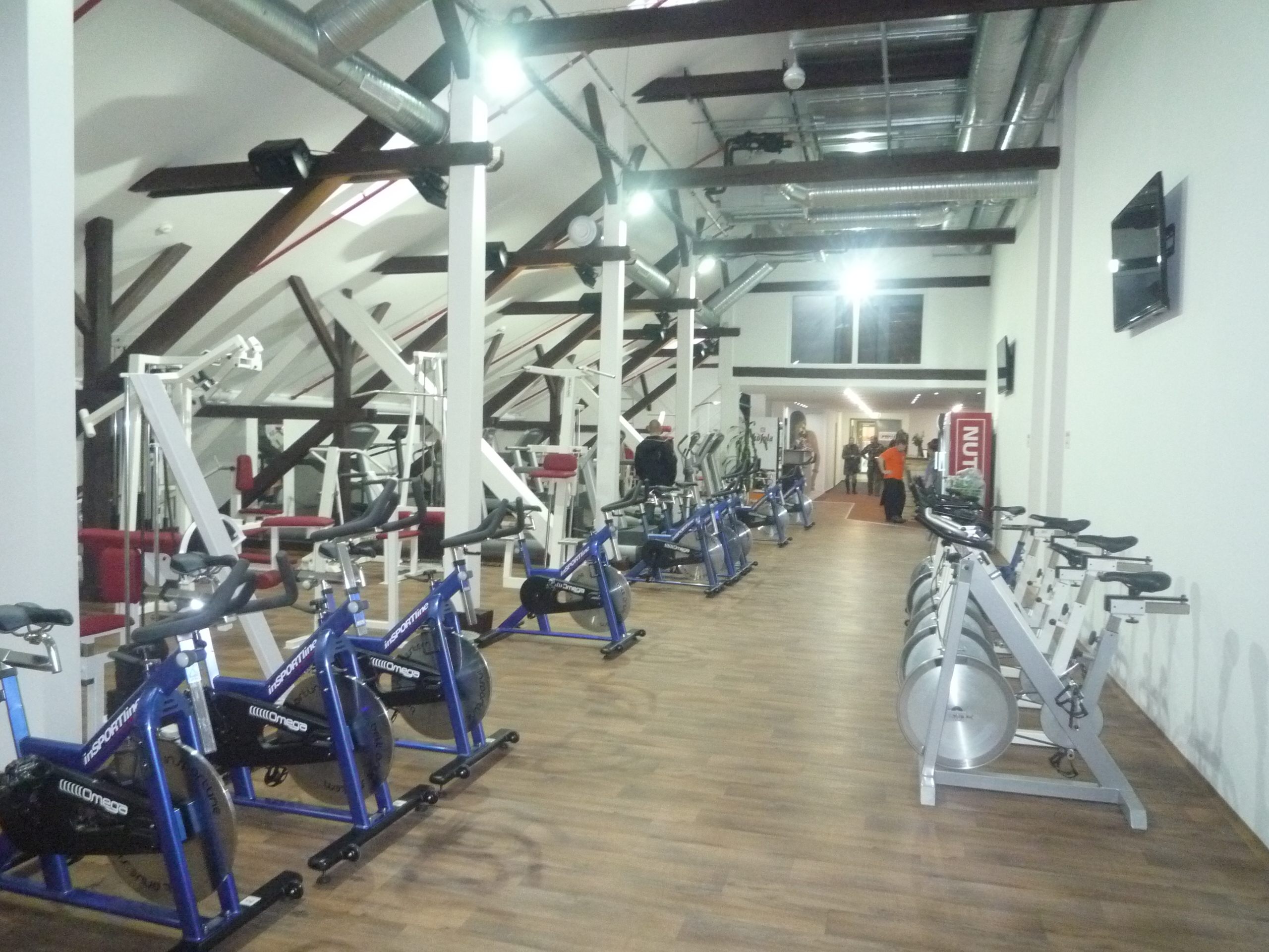 Fitness centrum Opava