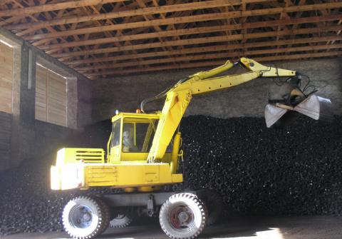 Prodej uhlí a pevných paliv Vysočina
