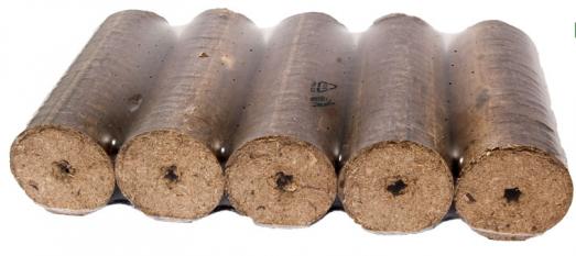 Prodej uhlí a dřevěných briket