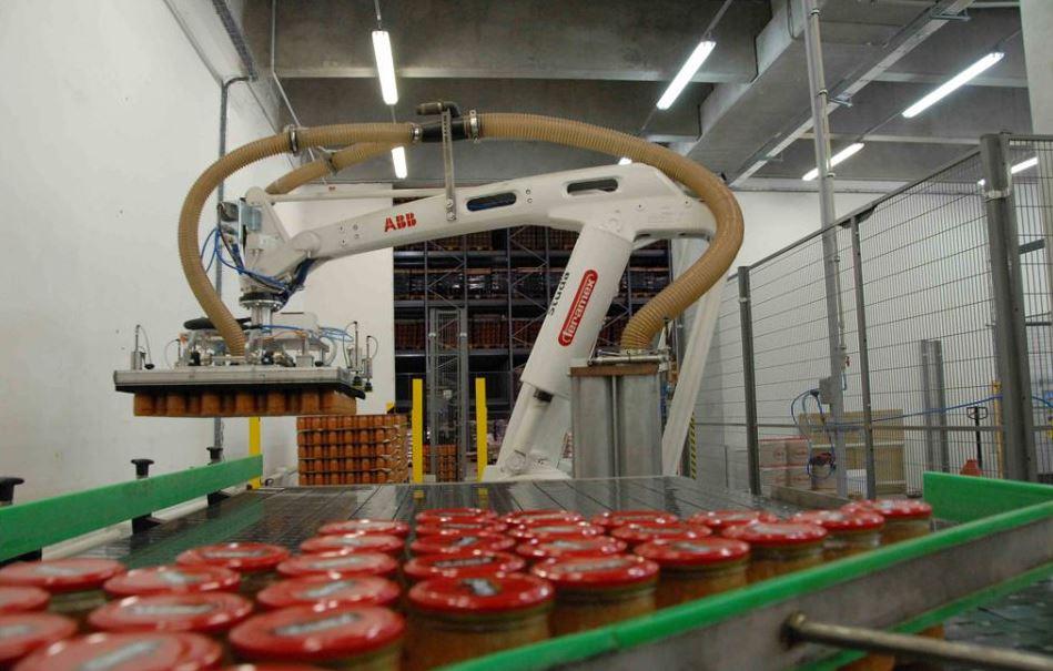 Robotizační technika