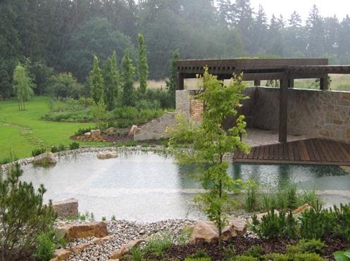 projekty a realizace zahrad Kunratice
