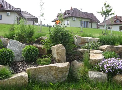 zahrady a zeleň Kunratice