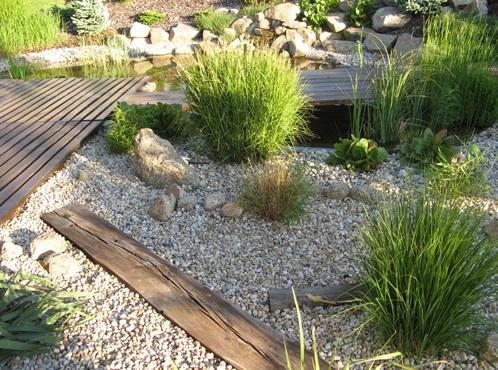 výsadba a založení trávníku