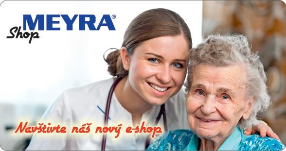 Zdravotnické potřeby a pomůcky pro seniory e-shop