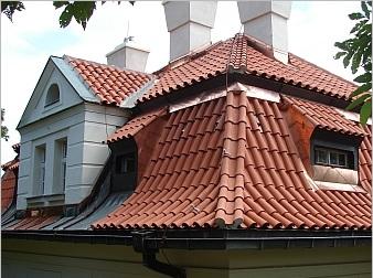 Střechy na klíč Průhonice u Prahy