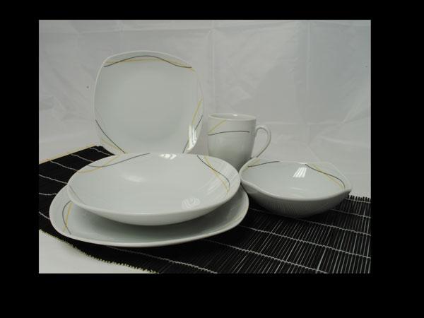 Talíře, jídelní soupravy a další levné nádobí online - e-shop