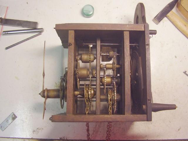 starožitné hodinky  oprava Brno
