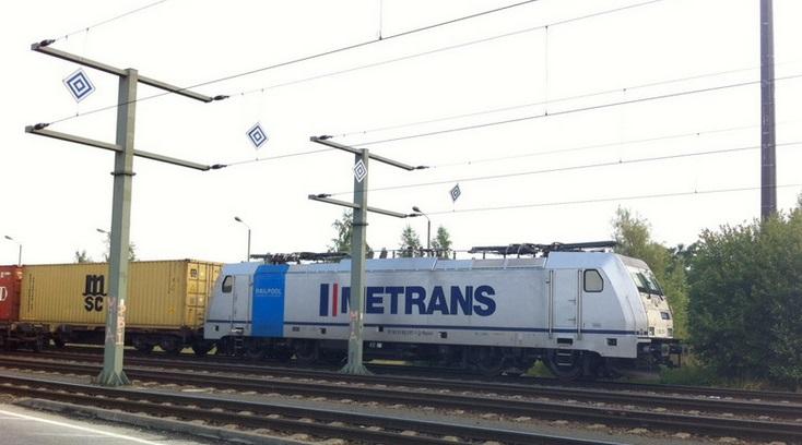 Skladové kontejnery Metrans