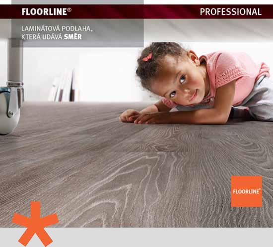 Laminátová podlaha s jednoduchou údržbou