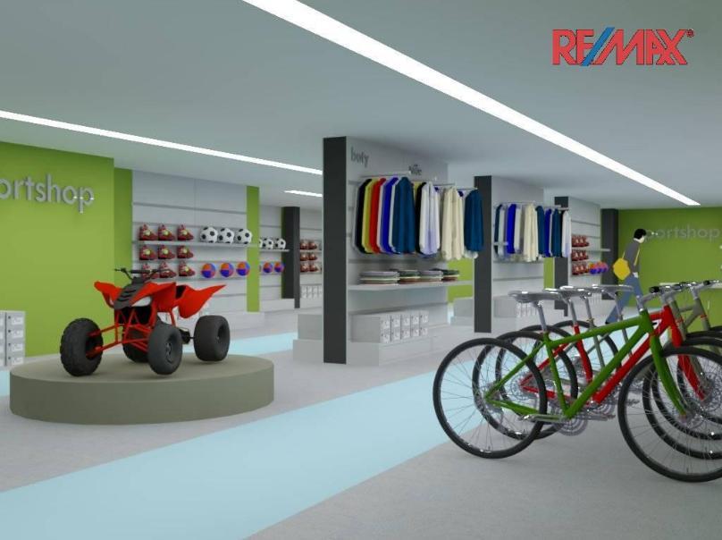 Komerční a obchodní prostory 550 m2 v centru Opavy k pronájmu