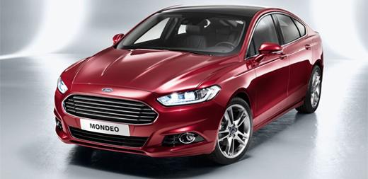 Nové vozy Ford Fiesta, Ka, Focus, B-Max, C-Max, Kuga, Mondeo Zlín
