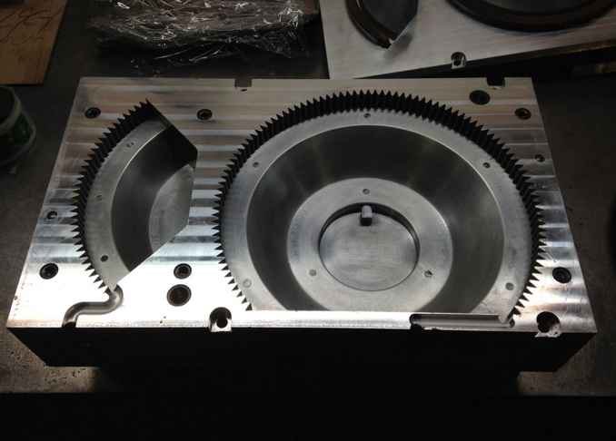 výroba kovových forem