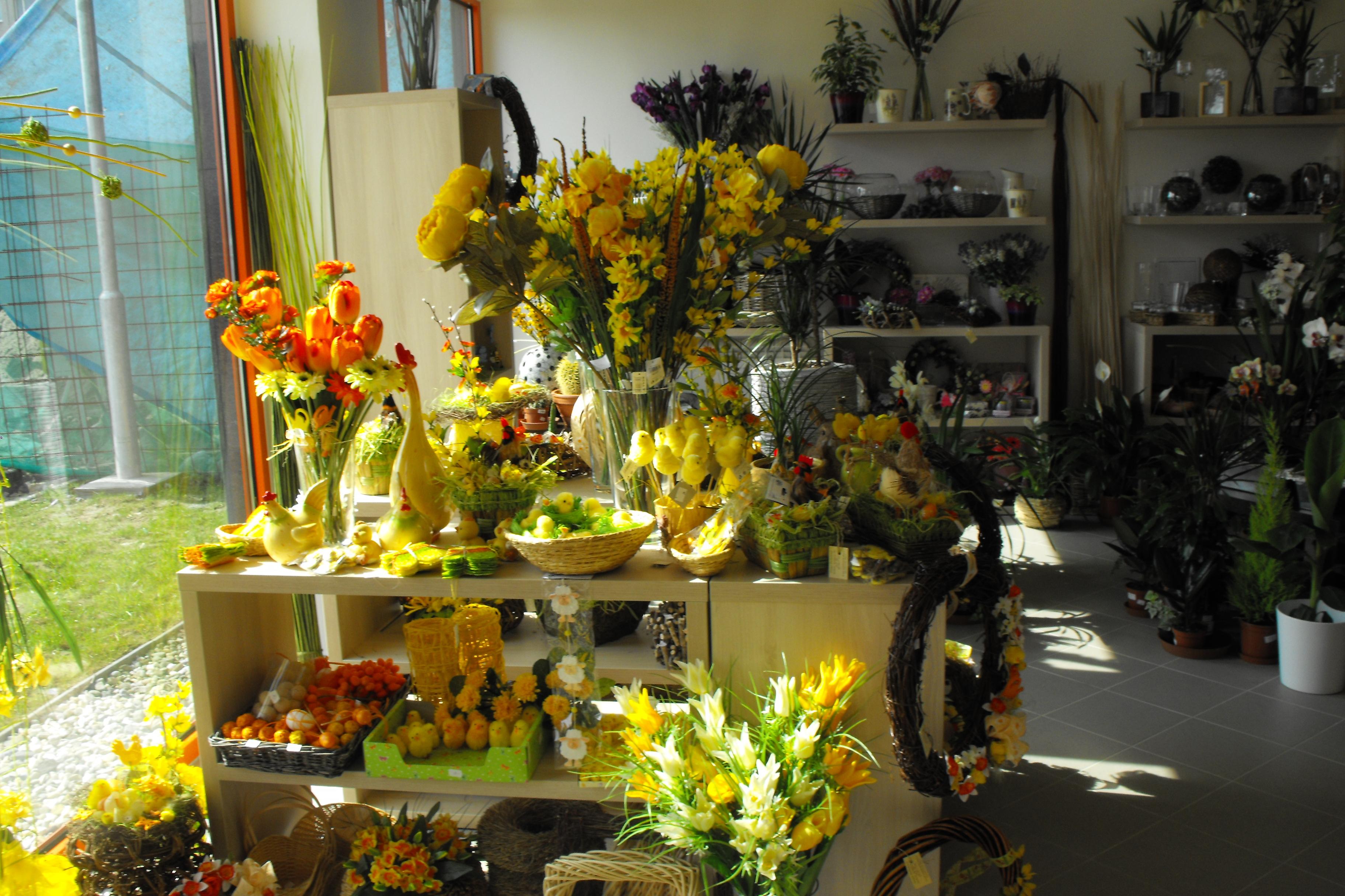 Velikonoční dekorace Zlín