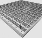 Lisované a zvárané regálové a podlahové rošty