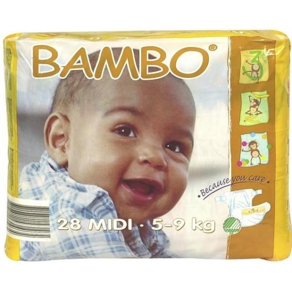 Dětské pleny Bambo Air Plus-výprodej skladových zásob Ostrava