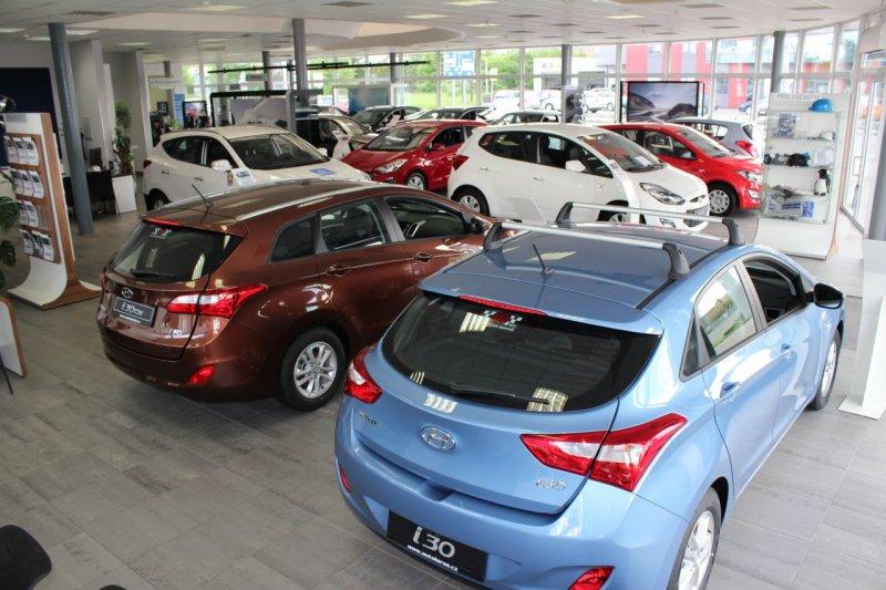 Kvalitní automobily Hyundai – autosalon, autorizovaný prodej a servis