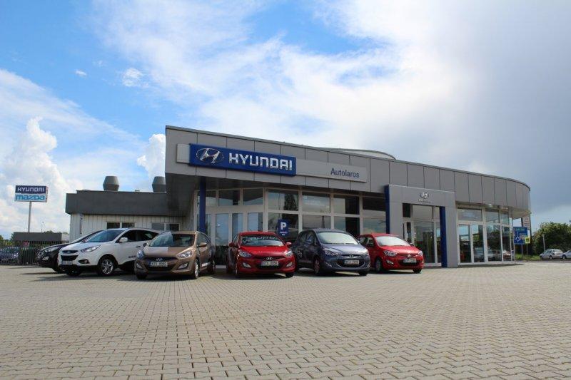Autosalon Hyundai Ostrava