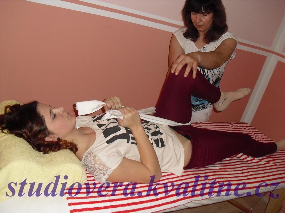 Dornova, Breussova metoda-speciální zdravotní masáže