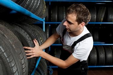Pneuservis Třinec-rychlé přezutí na zimní pneumatiky
