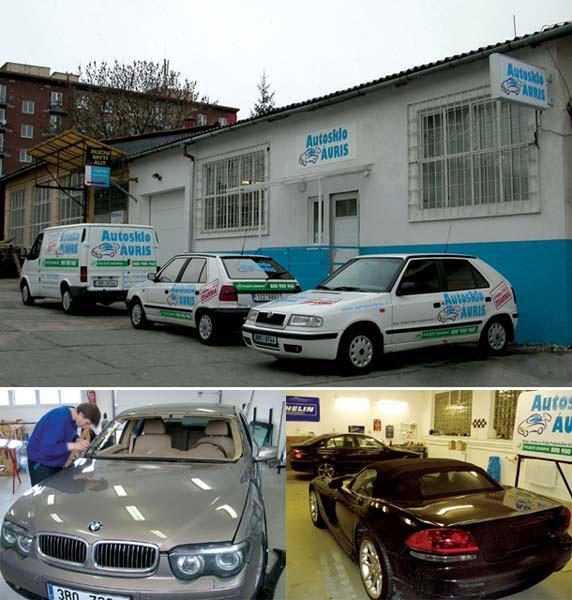 Montáž, výměna autoskel, mobilní zasklívací servis Brno